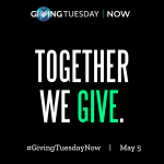 Together We Give. #GivingTuesdayNow