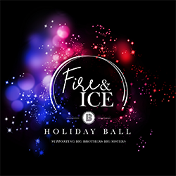 Fire & Ice Holiday Ball Logo
