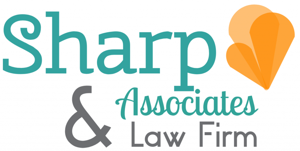 Sharp & Associates Law Firm Logo